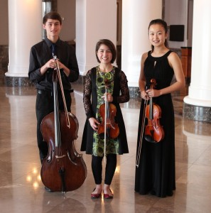 Curb Concerto Competition winners