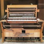 Dobson organ chassis