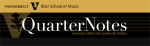 Quarternotes E-Newsletter